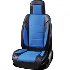 Luxury Leather Front Seat Protector
