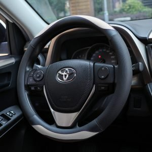 color changing Steering Wheel Cover